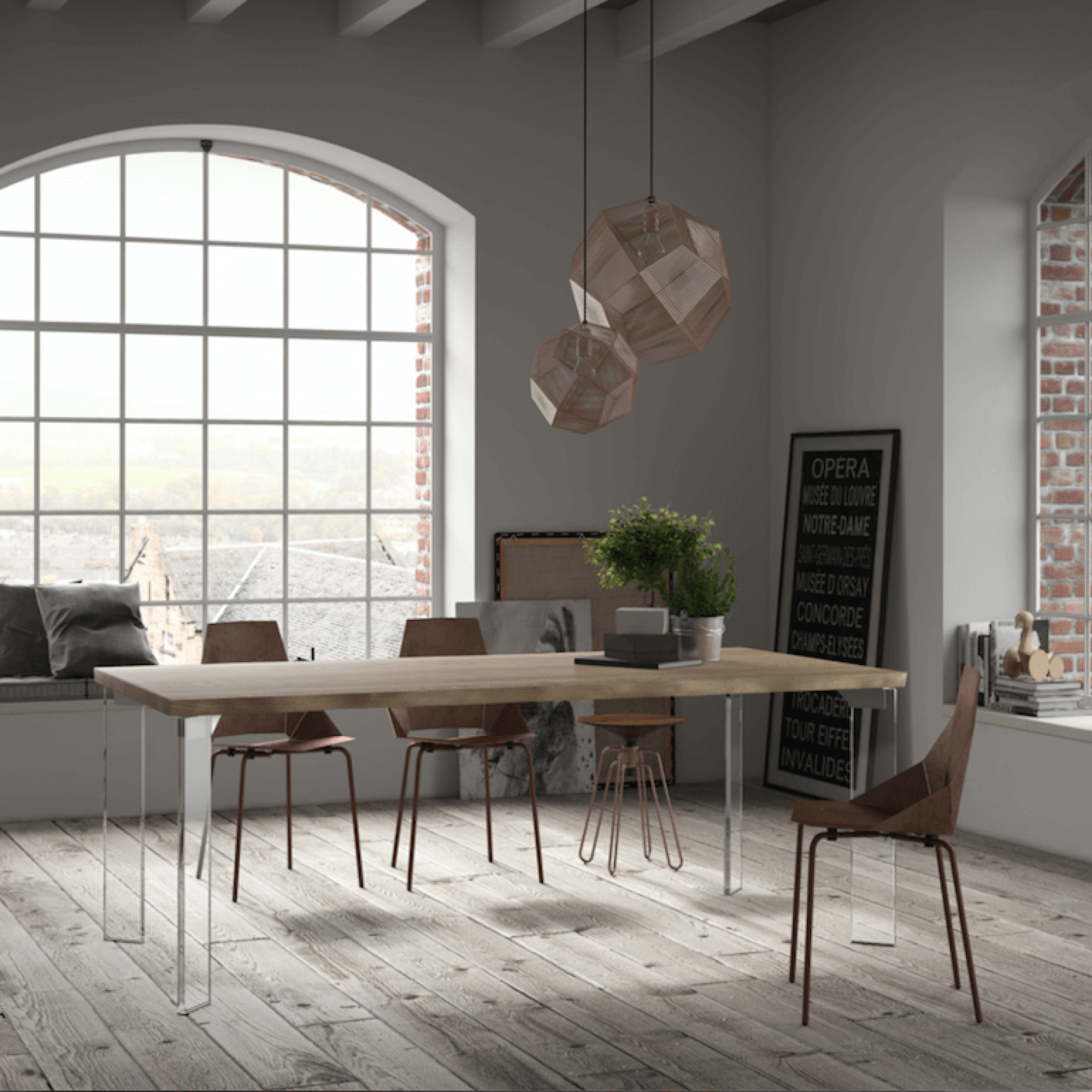 Möbel, Accessoires, Wohnraumberatung, Neptune Kollektion